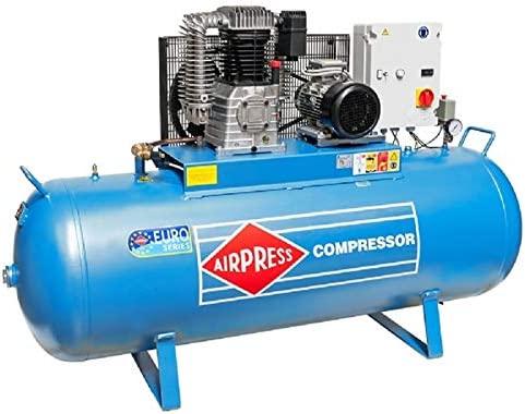 Compresor de aire comprimido de 5,5 CV, 500 L, 15 bar, tipo ...