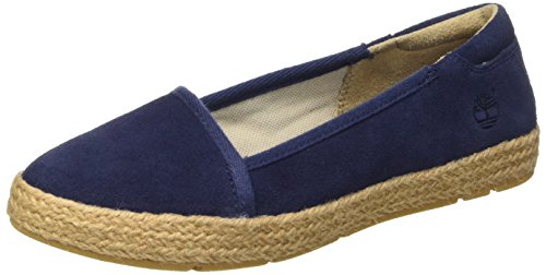 casco top Slip Timberland Low Leather Women's Casco Bay Bay On Blue Sneakers EznxwnqSf6