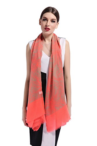 Silk Voile Floral Skirt - 8
