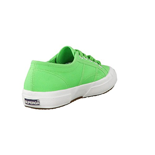 Superga 2750 Classic, Zapatillas de estar Por Casa Unisex Adulto Bright Green