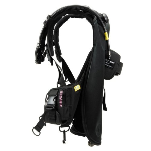 New Oceanic BioLite Travel Scuba Diving BCD - Pink (Size Large)