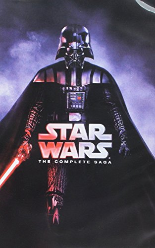 Star Wars: The Complete Saga Episodes 1-6 DVD Box Set -