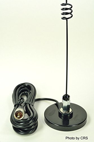 Magnetic Mobile Antenna Ham Radio 2 Meter / 70 cm 140 to 150 and 440 to 470 MHz - Workman KRDB