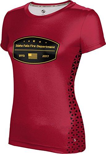 ProSphere Women's Idaho Falls Fire Department Geometric Shirt - In Shopping Idaho Falls