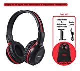 1 Pack of IR Wireless Headphones for Car DVD/TV, 2 Channel Car Headphones for Kids with 3.5mm Aux Cord, Cars Kids Headphones