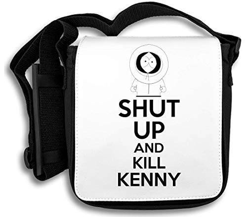 Shut A Kill Borsa Tracolla Up And Kenny ZfrzZTq