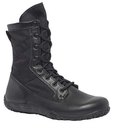 Tactical Research by Belleville Men's MiniMil Minimalist Boot Black 9 R