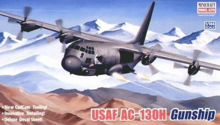 ac 130 gunship model - 3