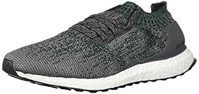 adidas Men's Ultraboost Uncaged Shoes, Grey/Grey/Hi-res Green Size: 7.5 M US