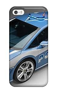 High Grade Jeremy Myron Cervantes Flexible Tpu Case For Iphone 5/5s - Bugatti Car