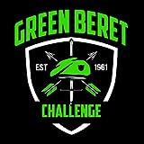 MudGear Green Beret Challenge Compression Socks