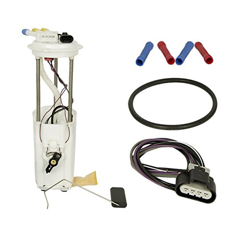 Fuel Pump Replaces E3953M Module Assembly for 1997 1998 CHEVROLET Chevy BLAZER 4.3L-V6 1997 1998 OLDSMOBILE BRAVADA 4.3L V6,1997 1998 GMC JIMMY 4.3L V6 (4 Door with Steel Tank) by DOICOO