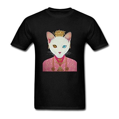 DanielRauda Men's Wichien Maat Short Sleeve T Shirt Black