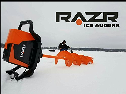 Lithium-Ion and the Evolution of Electric Ice Fishing Augers