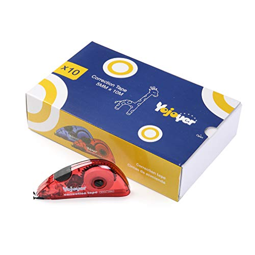 10 Pack Correction Tapes, Mini Correction Tape Roller, 0.2