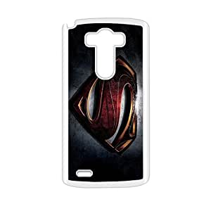 QQQO man of steel superman logo Phone case for LG G3