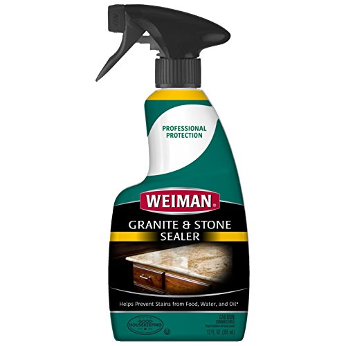 Weiman Granite Stone Sealer Countertop product image