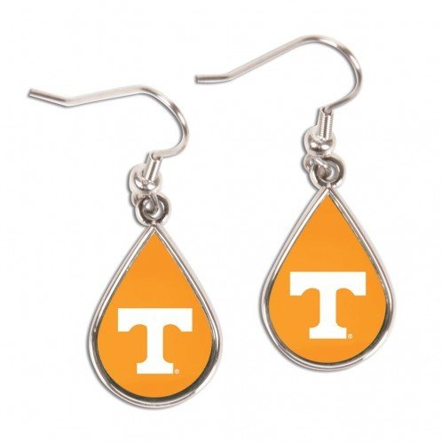 WinCraft NCAA 25623014 University of Tennessee Jewelry Carded Earrings