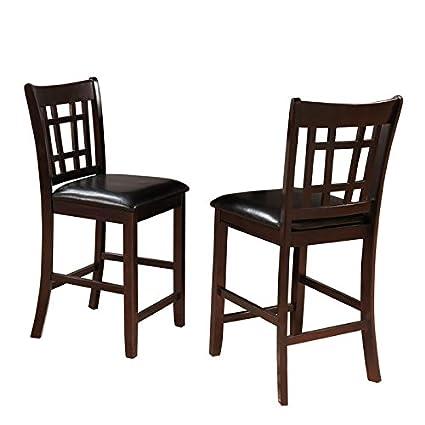 Home Creek Malin Counter Height Chair   Set Of 2