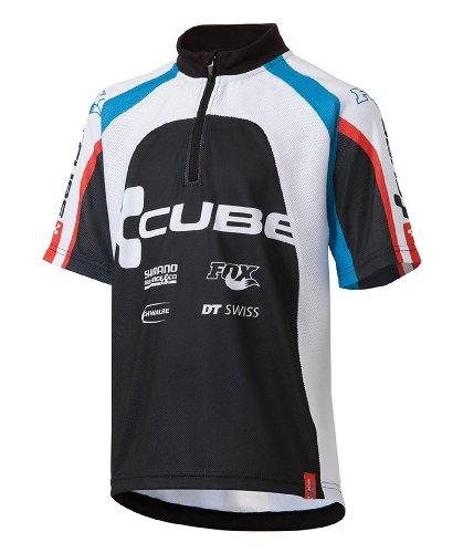 Cube Kinder Fahrrad Bike Trikot Team Line Bunt (140)
