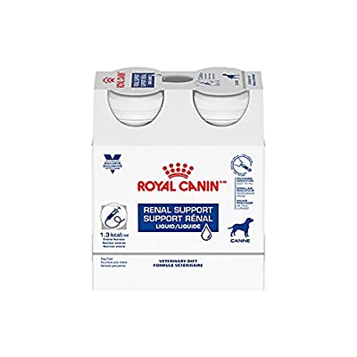 Royal Canin Veterinary Diet Canine Renal Support Liquid, 8 oz