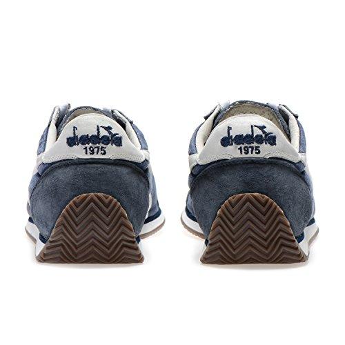 Top Diadora 12 Classico Low Scarpe Equipe Heritage Blu 60062 Wash Unisex Adulto Stone rFFSq0