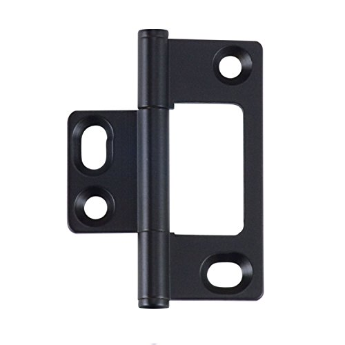 Cliffside Black Hinges - 1