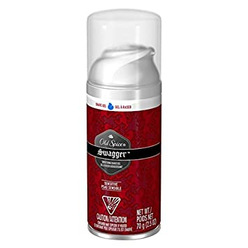 Old Spice Soothing Shave Gel Swagger, 3 Pack