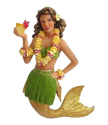 - December Diamonds Mai Tai II Mermaid Ornament