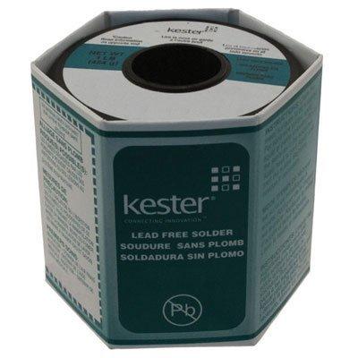Kester Solder 24-7068-1402 Solderwire 96.5/3/0.5 Sn/ag/cu 217°c 1lb