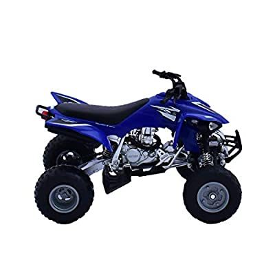 New Ray Toys 1:12 ATV Die Cast Replica Yamaha YFZ450 2008 Blue 42833A: Toys & Games