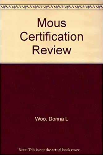 Mous Certification Review: Microsoft Word 2000: Susie H. Vanhuss ...