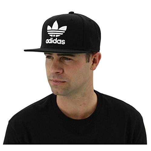 591b1af964a9d adidas Men s originals snapback flatbrim cap