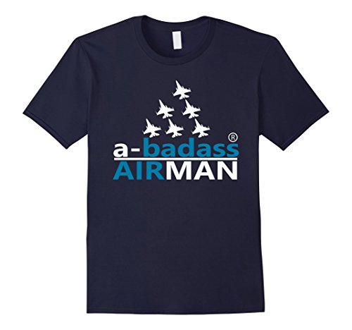 Airman Fitted T-shirt - 3