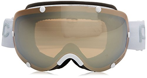 POC Lobes Masque de Ski Mixte Hydrogen White