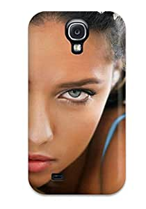 Excellent Galaxy S4 Case Tpu Cover Back Skin Protector Adriana Lima