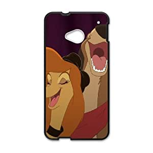 HTC One M7 Cell Phone Case Black Disney The Fox and the Hound 2 Character Cash MRP Stylish Phone Cases