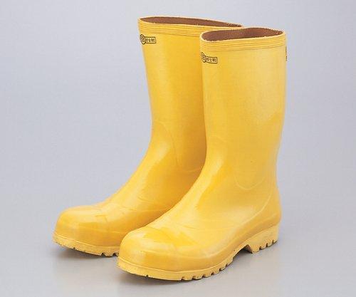 安全ゴム長靴 25.5cm 黄色  B00KCGH4KQ