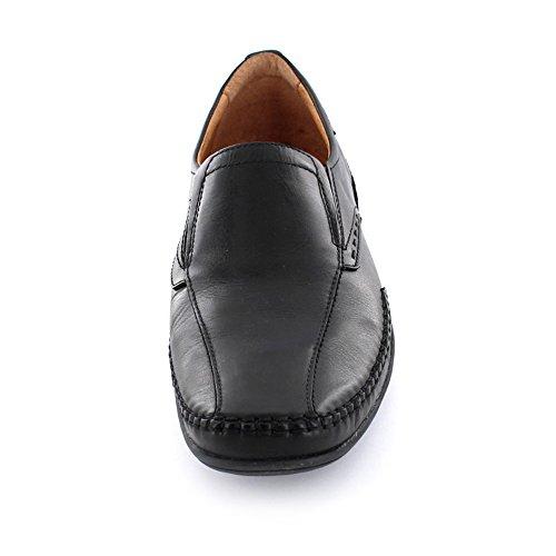Pikolinos 03A-6222-2 - Mocasines de Piel para hombre negro