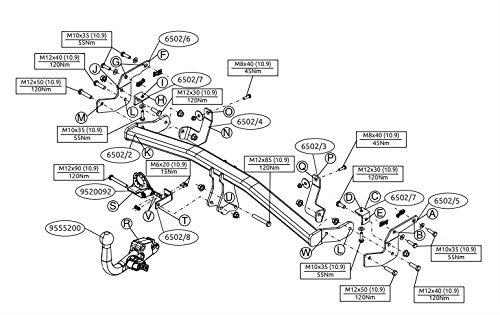 10//17- Brink Attelage Citroen C3 Aircross RDSOD