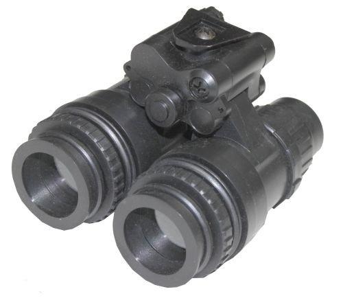 Lancer Tactical AN/PVS-15 Replica Night Vision Goggles (Black) - M953 Dummy Binocular Night Vision...
