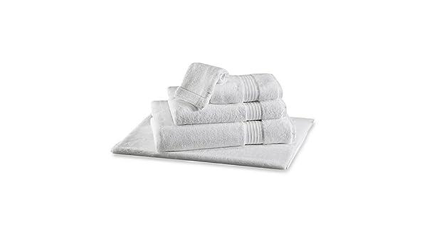 Frette Diamonds Bath Towel White Set of 2