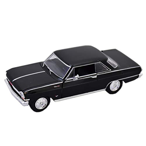 New Ray-NEWRAY-71823-Chevrolet Chevy Nova-Die Cast-21 cm-1/24°, - Nova Car Diecast