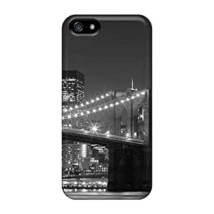 Hot GZGGlVC1143VLsla Golden Gate Bridge Tpu Case Cover Compatible With Iphone 4/4s