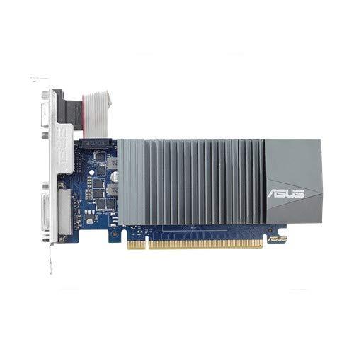 ASUS GT710-SL-1GD5 GeForce GT 710 1GB GDDR5 geweldige waarde graphics met passieve 0dB efficiënte koeling