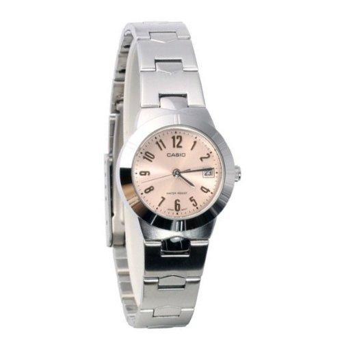 Casio General Ladies Watches Metal Fashion LTP-1241D-4A3DF - - Womens Ltp Casio Watch
