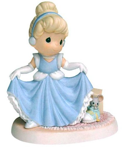 (Precious Moments Disney Collection A Dream is A Wish Your Heart Makes Figurine)