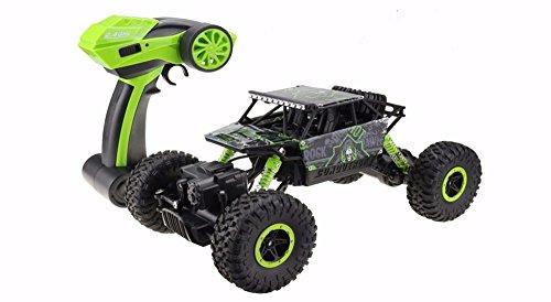 RC car,DeXop 2.4HZ Electric Rock Crawler Radio Control Cars Off Road high speed Racing Remote Control Cars