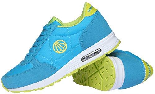 Paperplanes-1147 Unisex Fashion Casual Air Cushion Training Sneakers Shoes 1147-blue JiKsGKZw