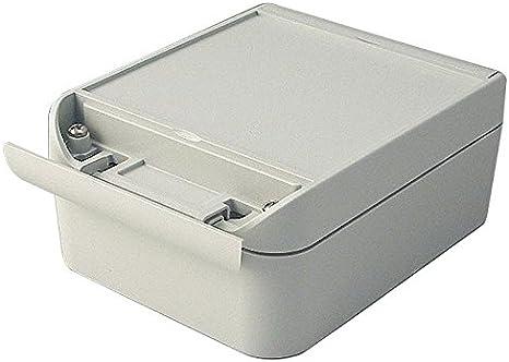 OKW (Enclosures) C6011141 Caja Smart-Box IP66, 140 x 110 x 60 mm [1] (Epítome ProGrade): Amazon.es: Informática